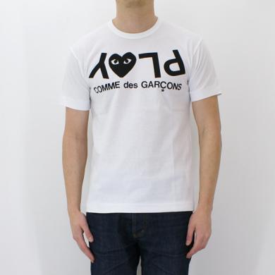 Play Comme Des Garcons Logo. Comme des Garçons PLAY T-shirt