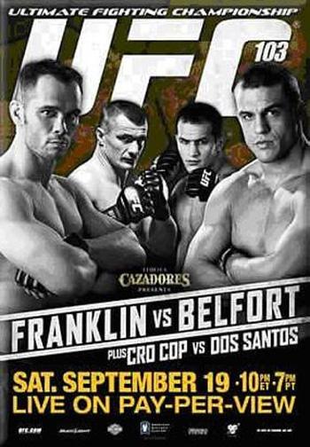 UFC-103